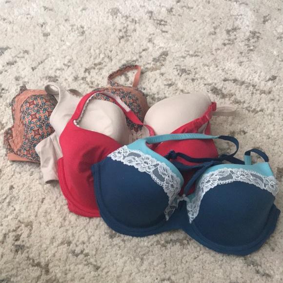 999615536f56 Intimates & Sleepwear | Set Of 4 Victorias Secret Bras 36c | Poshmark